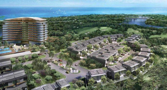 Apartemen The Nove Nuvasa Bay