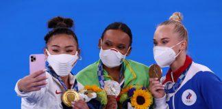 Raihan Medali Olimpiade Tokyo