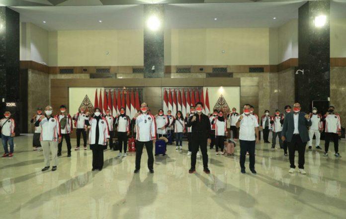 Kontingen Indonesia di Olimpiade Tokyo