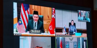 Indonesia-Malaysia-Thailand Growth Triangle (IMT-GT) Chief Ministers & Governors Forum (CMGF) ke-18 tahun 2021
