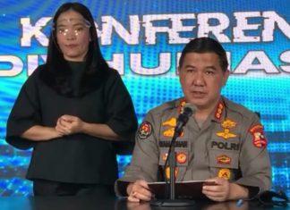 Kepala Bagian Penerangan Umum Divhumas Polri, Kombes Pol Ahmad Ramadhan