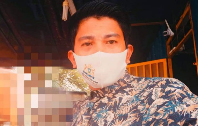 Ketua Bidang Koperasi, Perdagangan dan UMKM IKPK Batam, Henky Purnama.