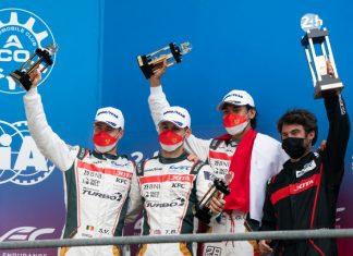 Sean Gelael Le Mans