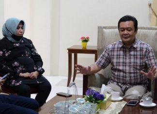 Foto Heboh Wali Kota Tanjungpinang