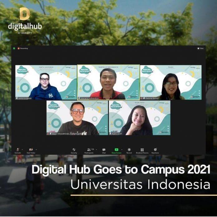 Sinar Mas Land Digital Hub