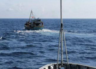 Kapal berbendera Vietnam diamankan dari Laut Natuna Utara
