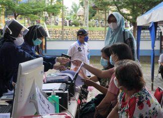 Vaksinasi serentak di Tanjungpinang