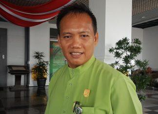 Anggota Komisi II DPRD Kota Batam, Udin P Sihaloho