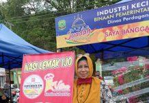 Bazar juadah nusantara di Tanjungpinang