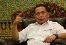 Kepala Dinas Pariwisata Kepri, Buralimar.