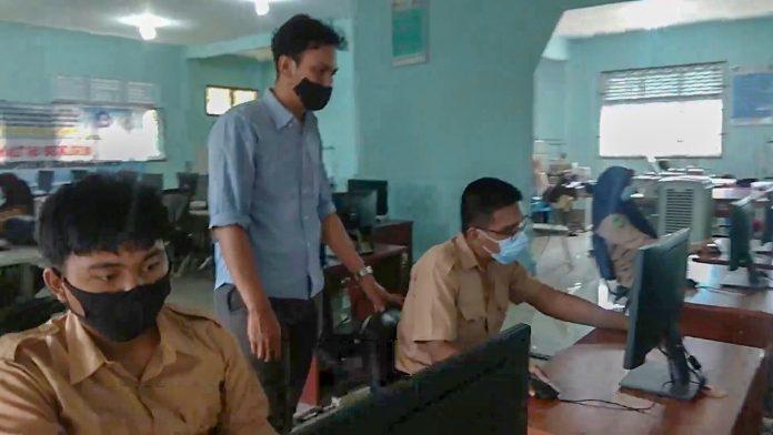 Asesmen nasional berbasis komputer