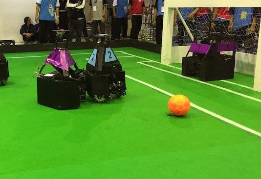 Kontes Robot Indonesia, Politeknik Negeri Batam juara
