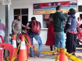Pelayanan Samsat Kepri di Batam Center