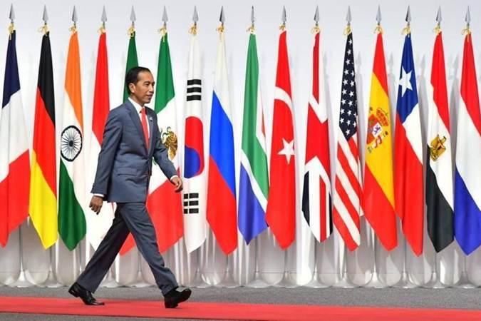 Indonesia ditetapkan sebagai Presidensi G20 2022