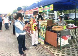 Bazar Ambyar 3 di Mall Botania 2 (MB2), Batam Center