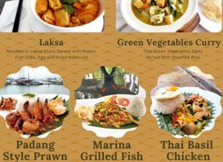"Paket ""Taste of Asia"" special di Nongsa Point Marina & Resort."