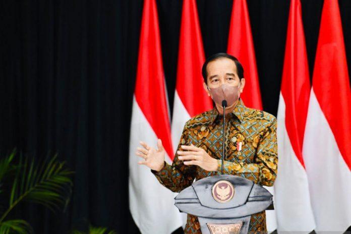 Presiden Jokowi UGM