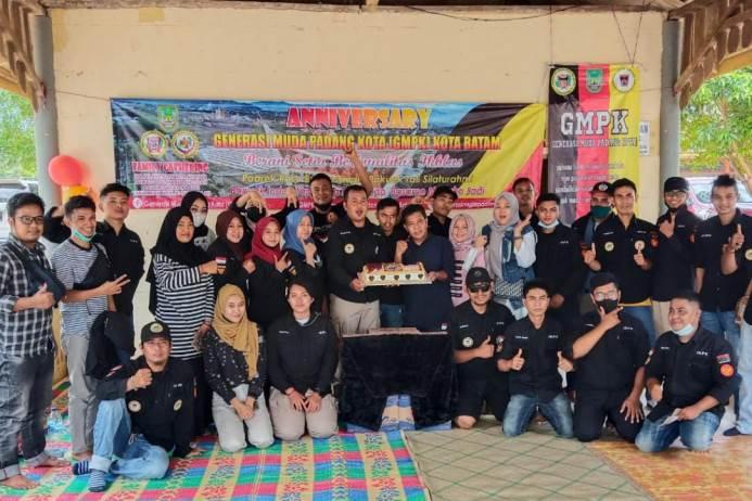 Generasi Muda Padang Kota (GMPK) Batam merayakan hari jadinya ke-5 pada 9 September 2021.