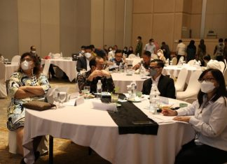 Focus Group Discussion (FGD) bertema, 'Inovasi Kerjasama Pemerintah dengan Badan Usaha untuk Membangun KEK Kesehatan Bertaraf Internasional di Sekupang Batam pada Rabu (15/9) pagi.