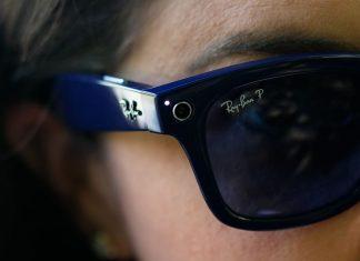 Kacamata Facebook Ray-Ban