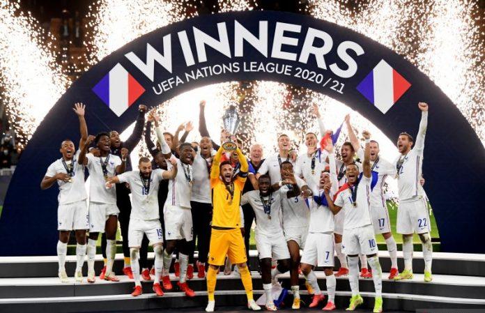 Prancis Juara UEFA Nations League 2021