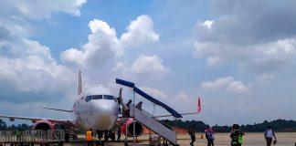 Bandara Hang Nadim PCR