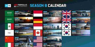 Jakarta resmi menjadi tuan rumah balap ABB FIA Formula E pada 4 Juni 2022.
