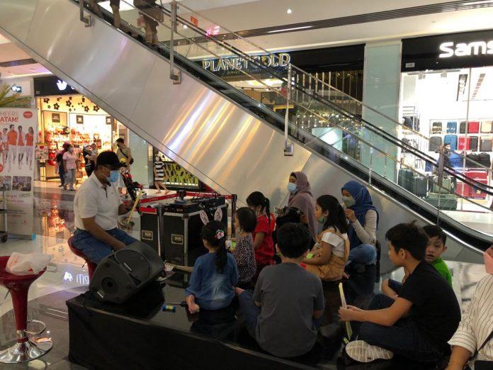 Harris Resort Barelang di Grand Mall Batam