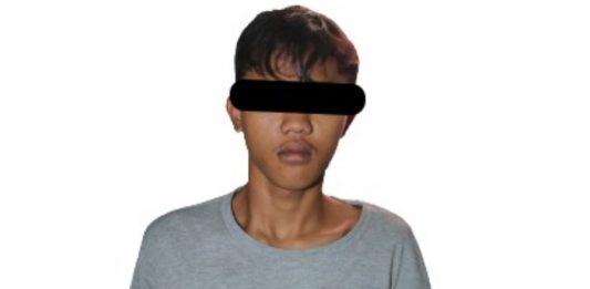 Pelaku jambret di Batam diringkus setelah melakukan aksinya dan mengakibatkan korbannya meninggal dunia, Senin (11/10/2021).