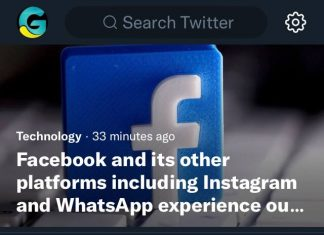 Facebook Whatsapp Down